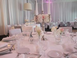 decoration chandeliers chromés