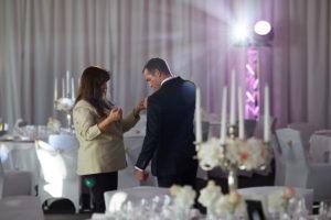wedding planner et client