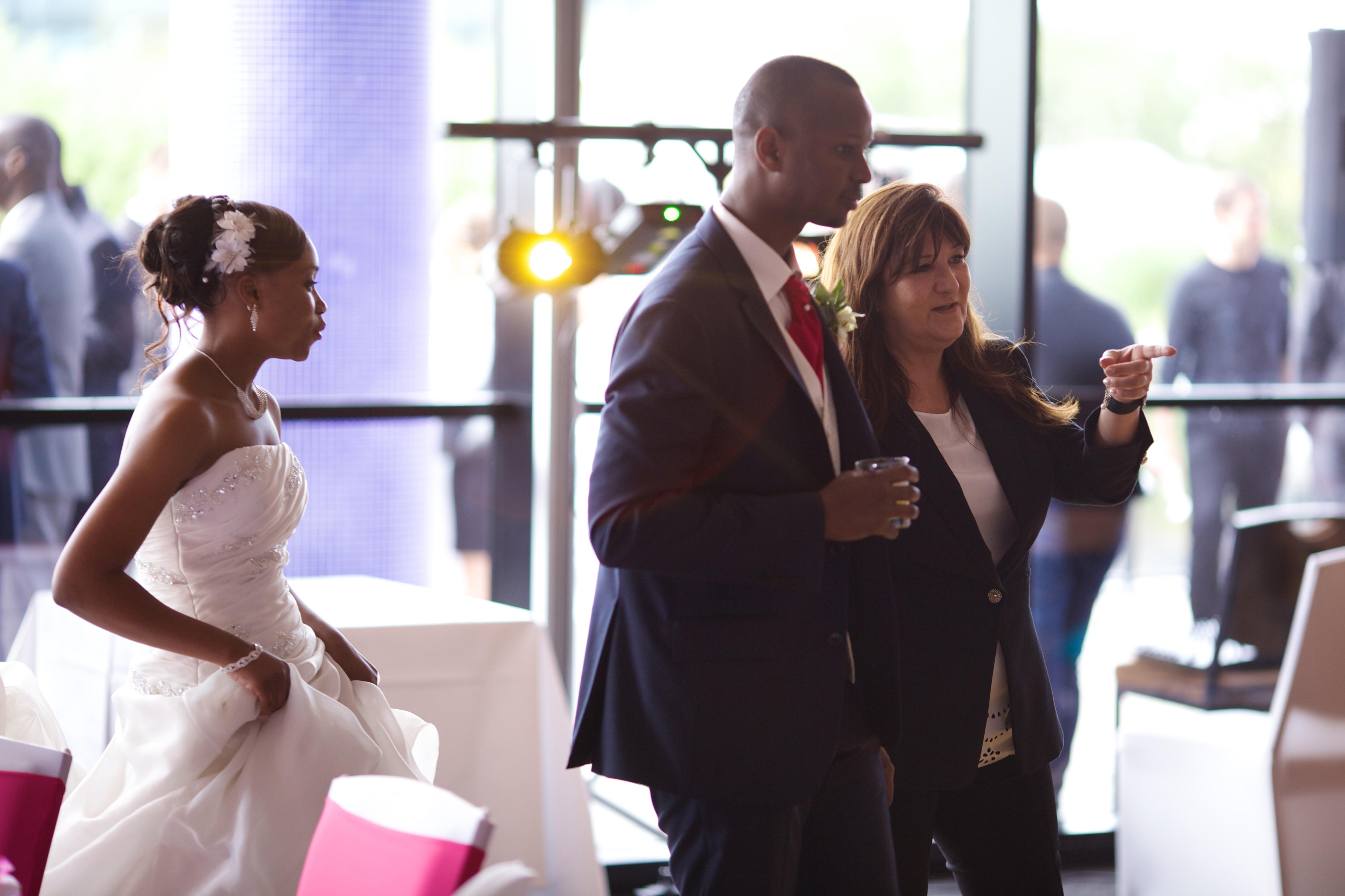 devenir wedding planner le jour du mariage