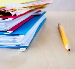 Constitution du dossier de candidature pour les stagiaires