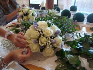 Cours de décoration florale