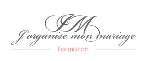 logo j'organise mon mariage formation